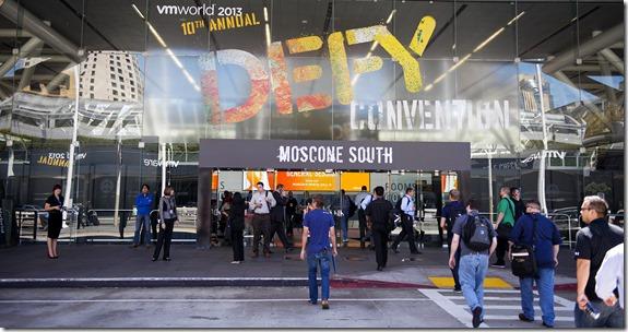 VMworld 2013 - Day 3 342