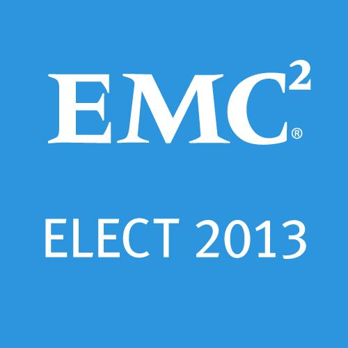 EMC Elect 2013