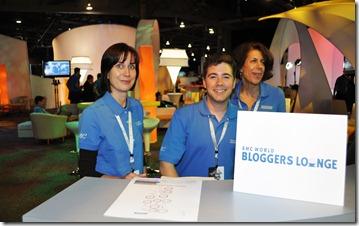 EMC World 2012 - Day 1 015